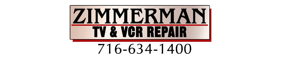 Zimmerman TV Repair